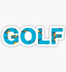 GOLF FLAME | Tyler The Creator Sticker