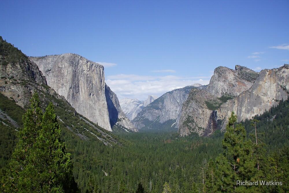 Yosemite Valley by Richard Watkins