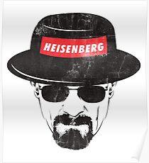 WernerHeisenberg Poster