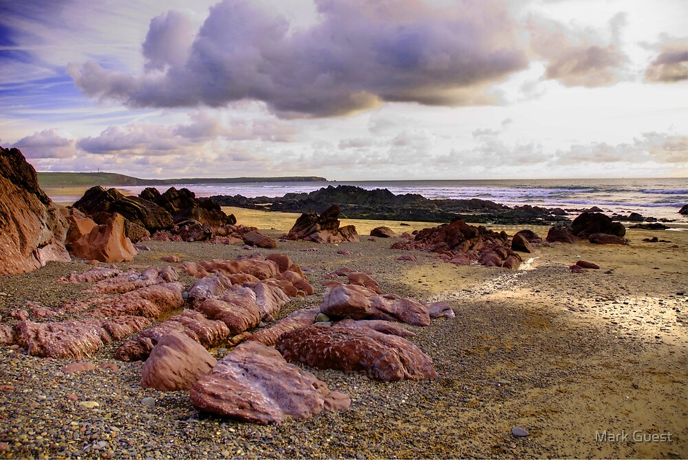 Freshwater West ~ Pembrokeshire by Mark Guest