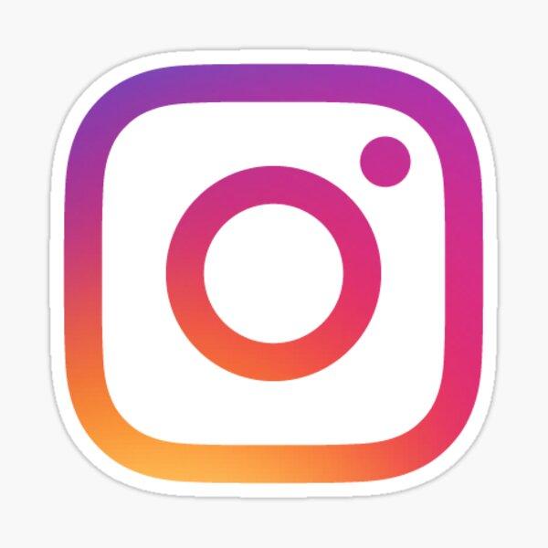 Instagram Logo New Sticker