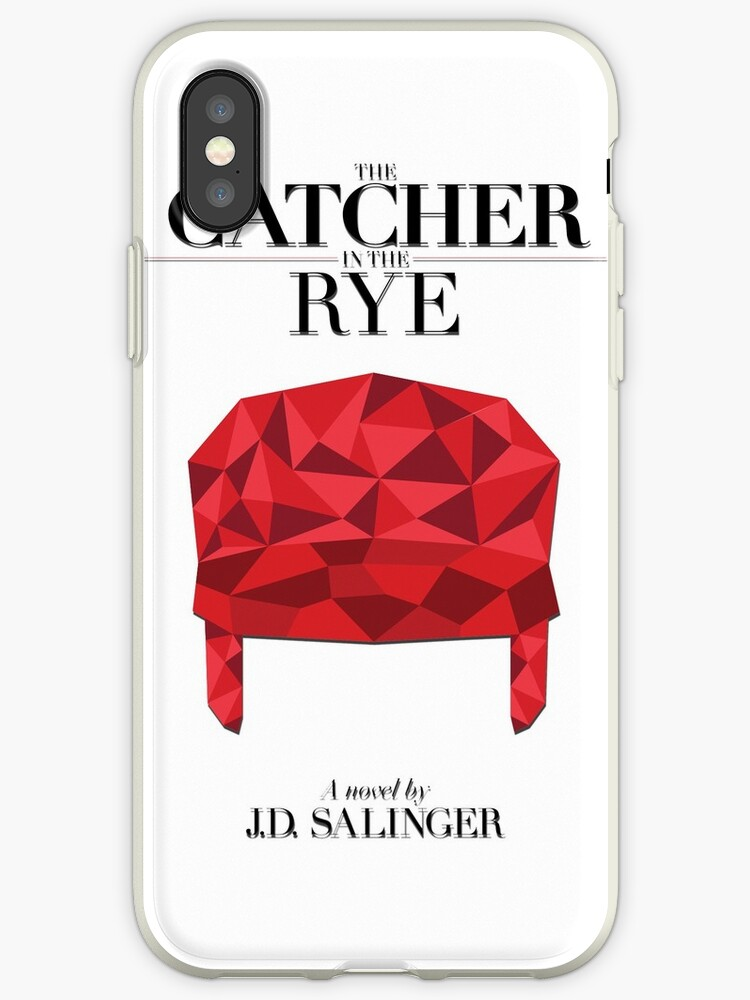 The Catcher in the Rye Novel by JosephJohns