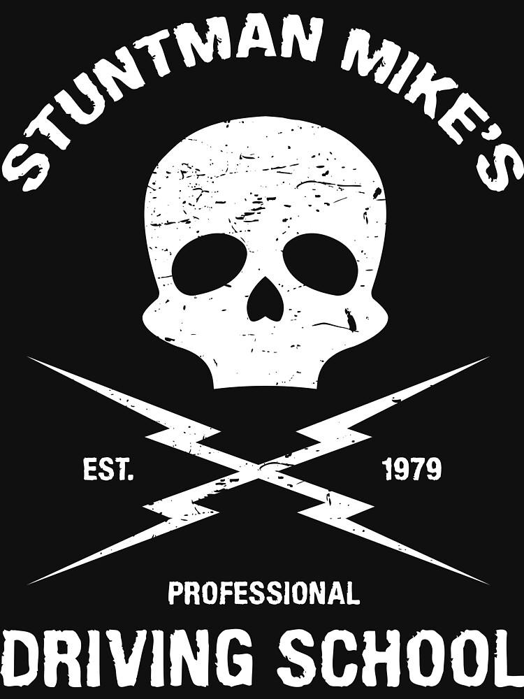 Stuntman Mike's Driving School by ZorgGraphix
