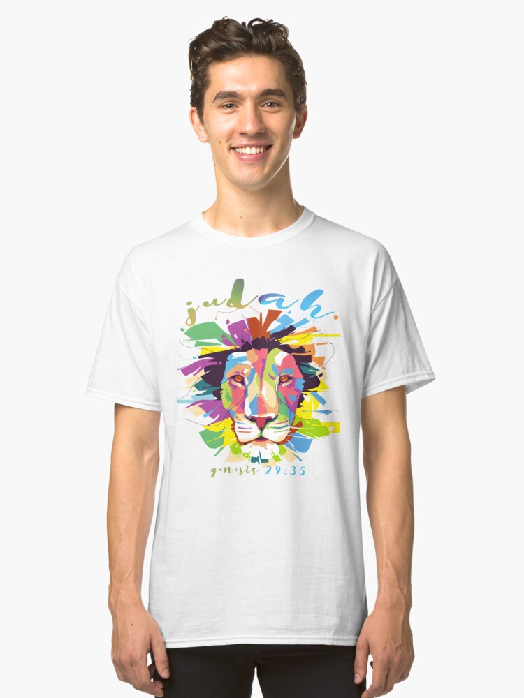 JUDAH COLLECTION Classic T-Shirt Front