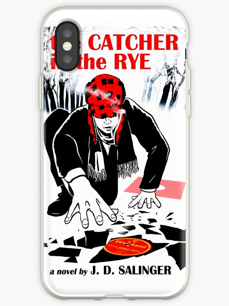 The Cather in The Rye by RickySalazar