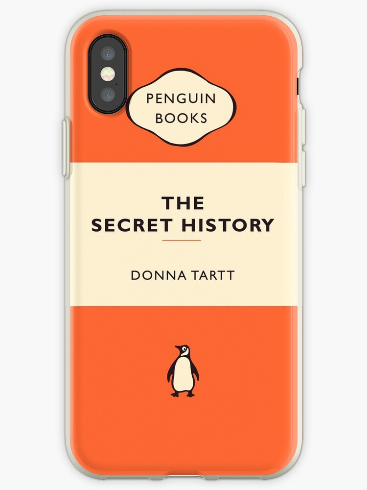 Penguin Book The Secret History by EdwardSchra