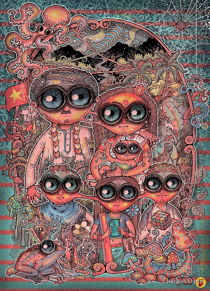 The Quintessential Family by Charbak Dipta
