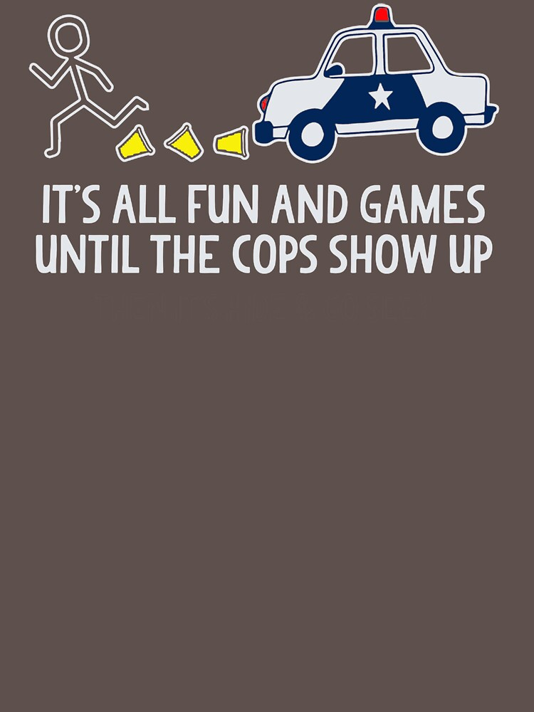 Its All Fun Games Until The Cops Show Up NG211 Trending by Anywalks