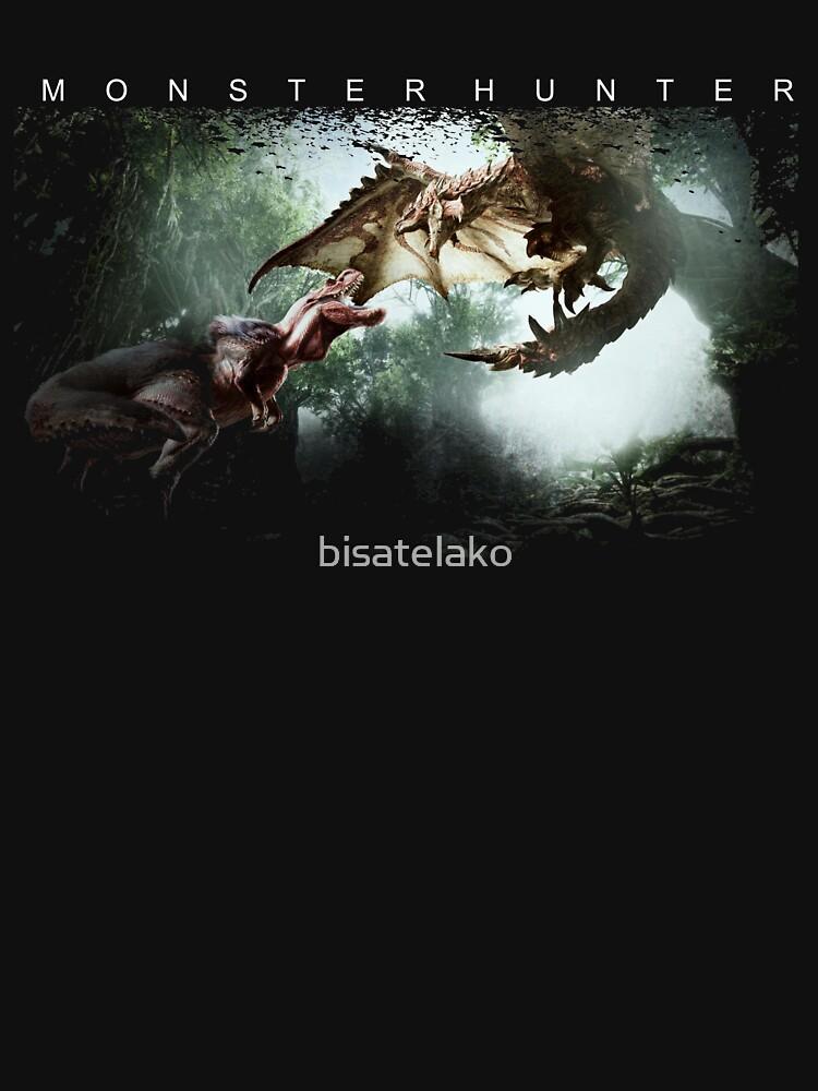 monster hunter world - Shit dropping to your floors by bisatelako
