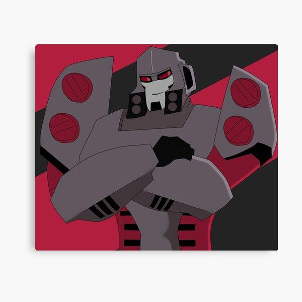 TFA Megatron Canvas Print