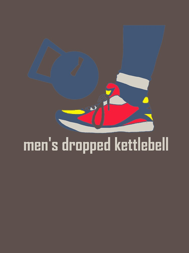 Men's Dropped Kettlebell WL938 Trending by Diniansia