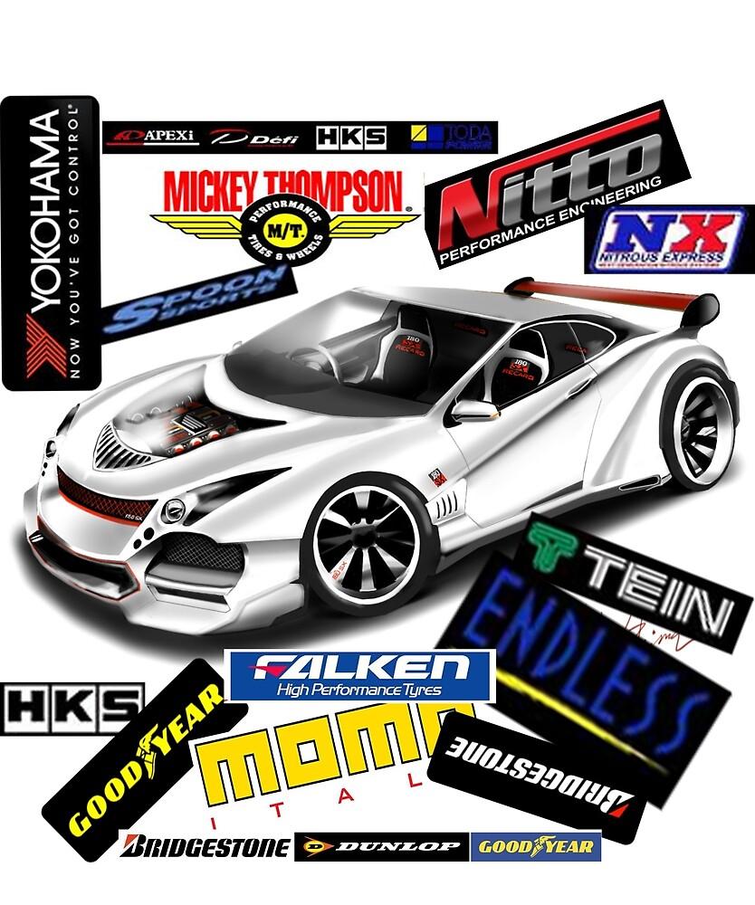 Car Racer by SHdesigner