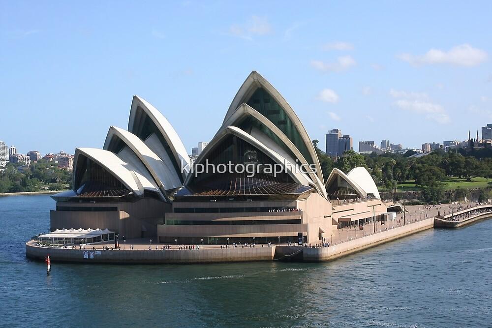 Sydney Opera House by klphotographics