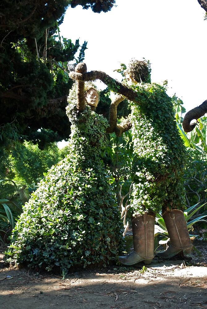 green love by petalpress
