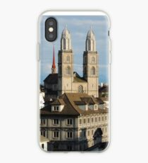 Zurich - Without The Gnomes... iPhone Case