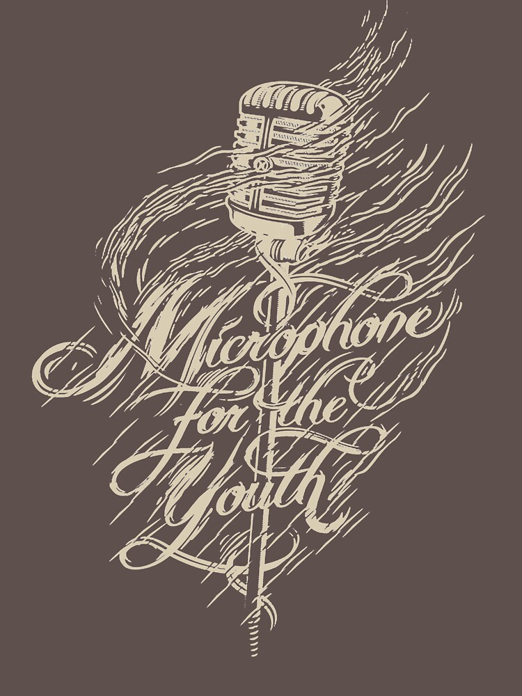 Microphone For The Youth KE461 Best Trending by Diniansia