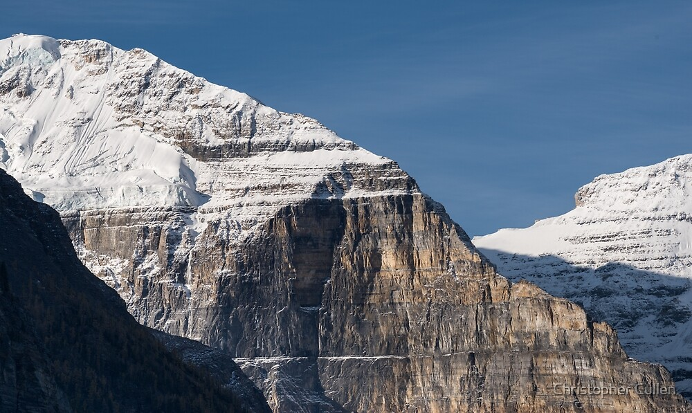 Lake Louise view #3 by Christopher Cullen