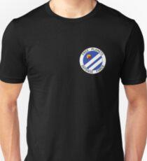 Free Planets Defense Force insignia - corner print Unisex T-Shirt