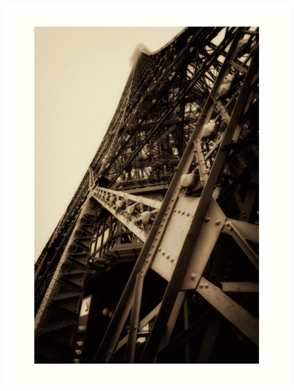 Eiffel Tower by petergozdek