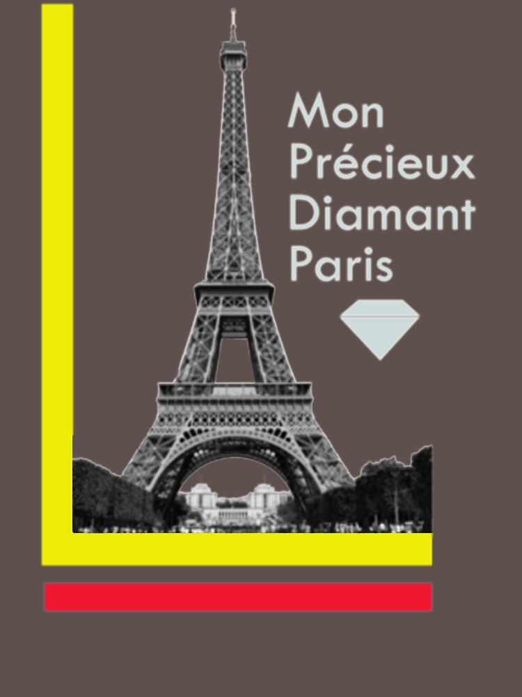 Mon Precieuk Diamant Paris RM705 New Product by Diniansia