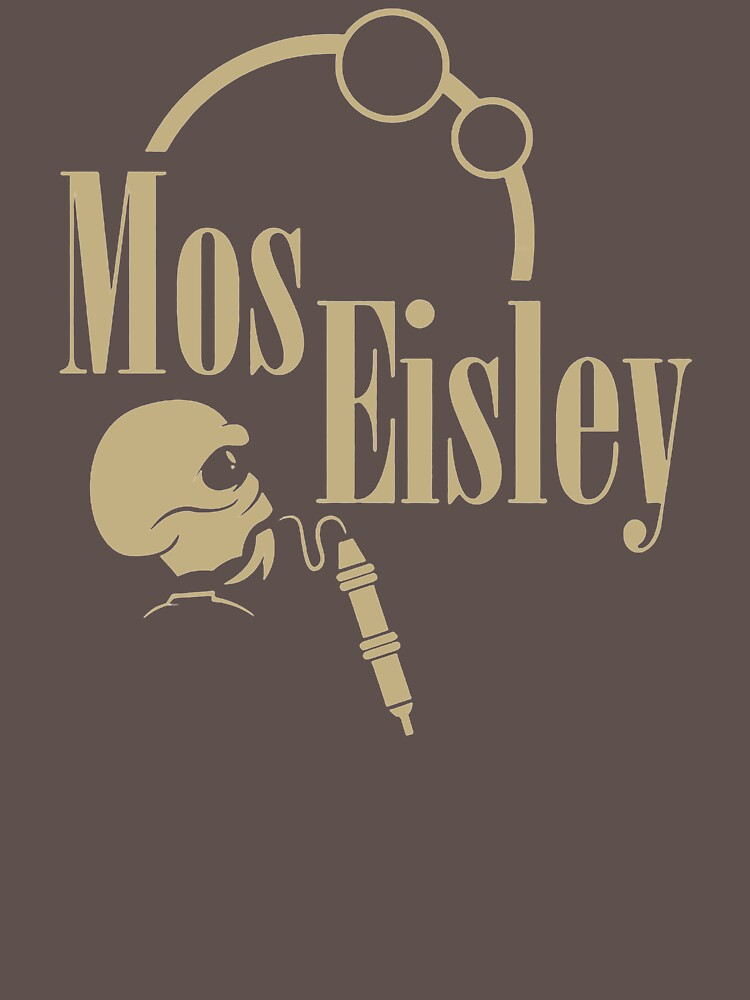 Mos Eisley FT838 Best Trending by Diniansia