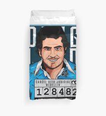 Pablo Escobar Duvet Cover
