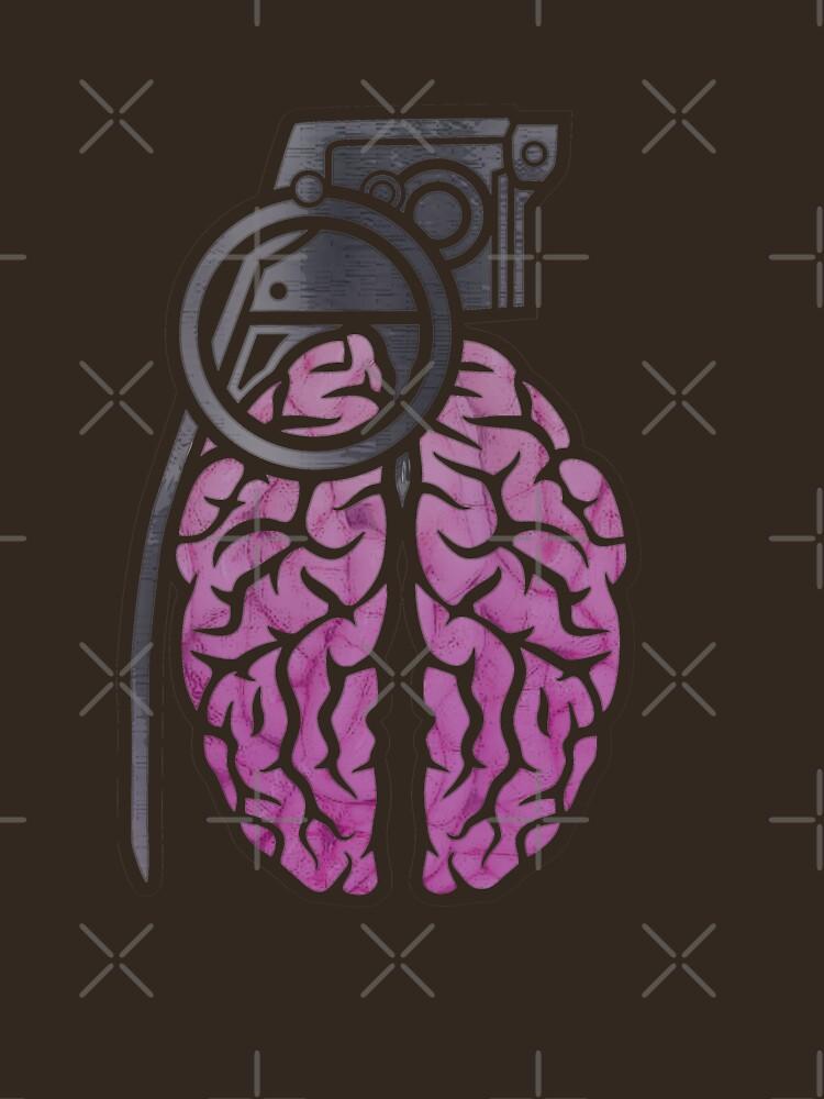 Grenade Brain by MDAM