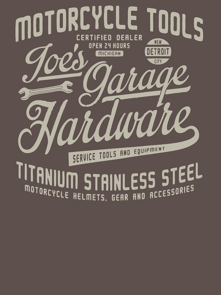 Motorcycle Tools Goes Grage Hardware TS18 New Product by Diniansia