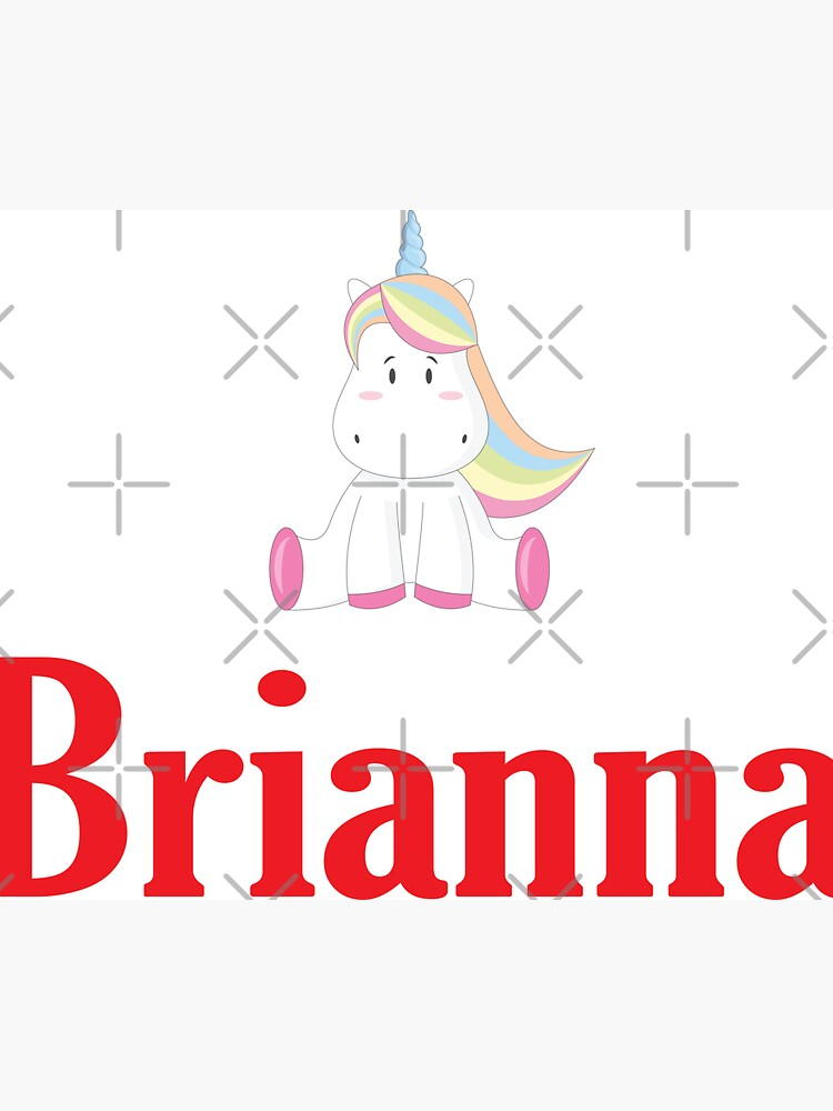 Name Brianna Unicorn / Inspired by The Color of Money by ProjectX23