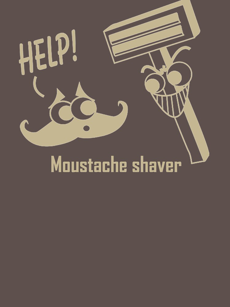 Moustache Shaver IA410 Best Product by Diniansia