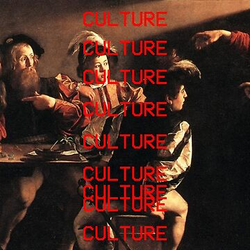 CARAVAGGIO - CULTURE by 72-CULTURE