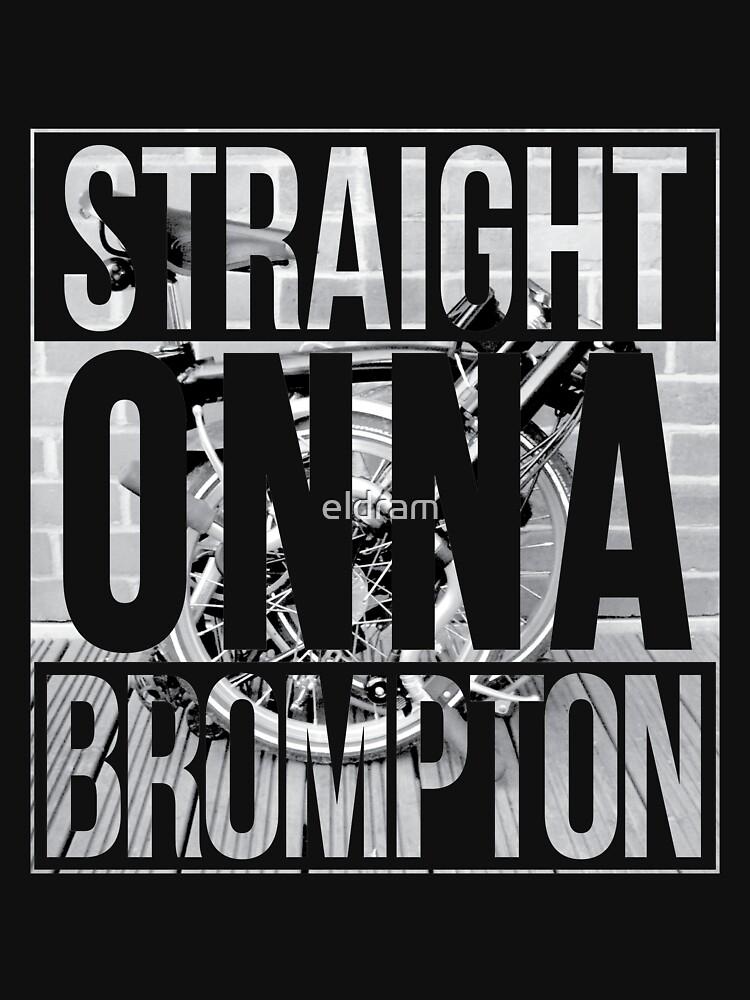 Straight Onna Brompton by eldram
