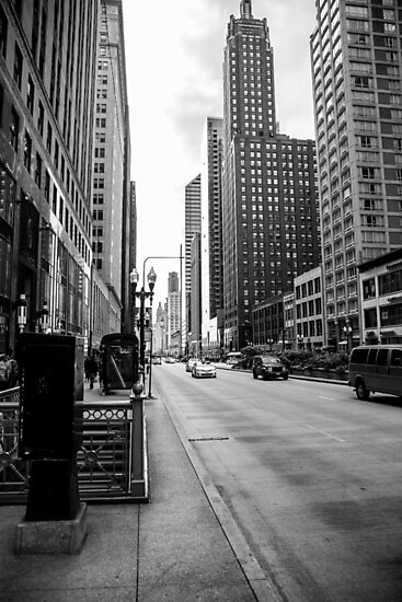 Chicago - Street by mag0215