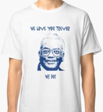 Sir Trevor McDonald (Best on Light) Classic T-Shirt