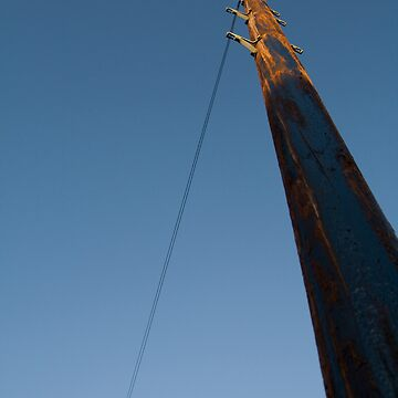 telephone pole 1 by gosugimoto