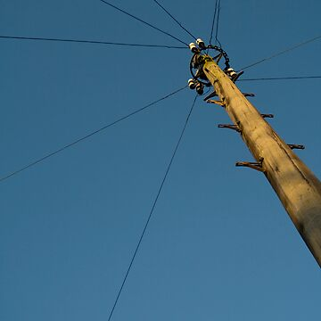 telephone pole 2 by gosugimoto