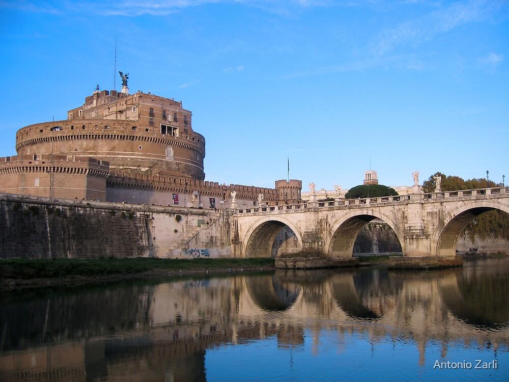 Castel Sant'angelo by Antonio Zarli