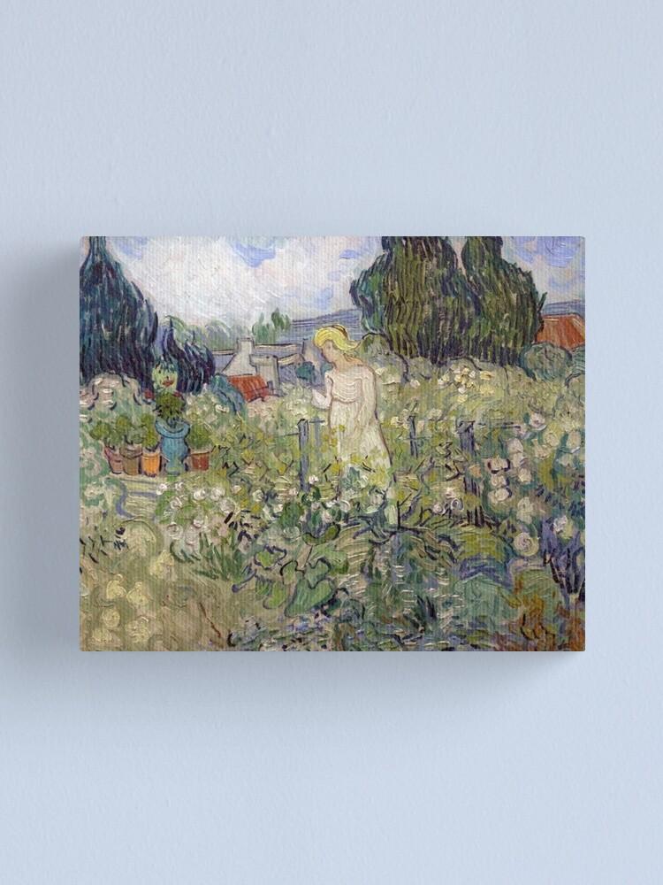 Vincent van Gogh Artist Painter Palette Paint Custom Mini Figures Character