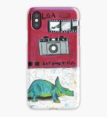Holga box iPhone Case/Skin