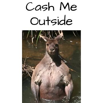Cash Me Outside by funquips