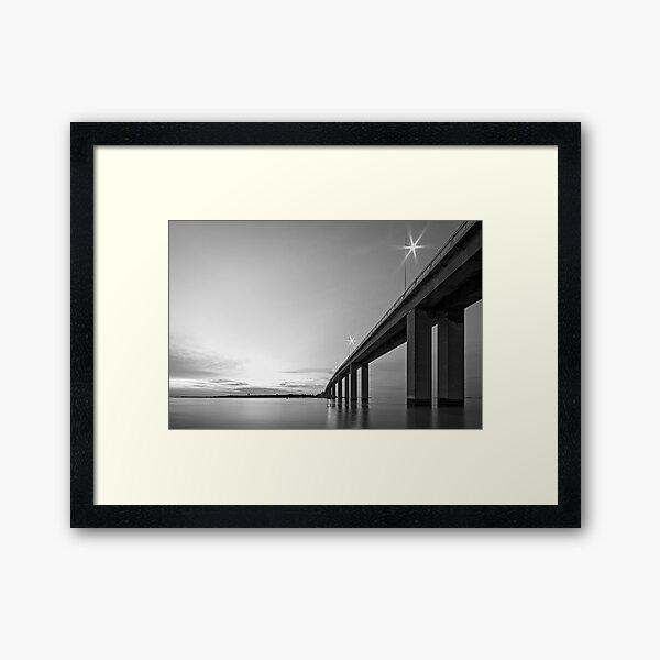 Pont de Noirmoutier Impression encadrée