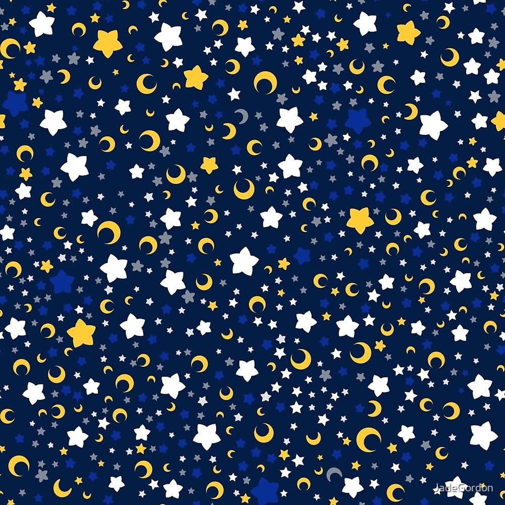 Star Field by JadeGordon