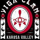 Join the clan by Paula García