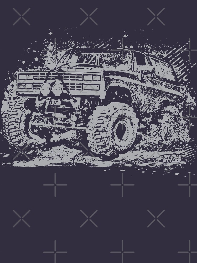 Mud Truck Bogger Mudding by offroadstyles