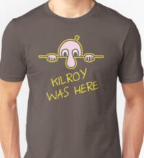 Kilroy Was Here. DK520 Best Product Unisex T-Shirt