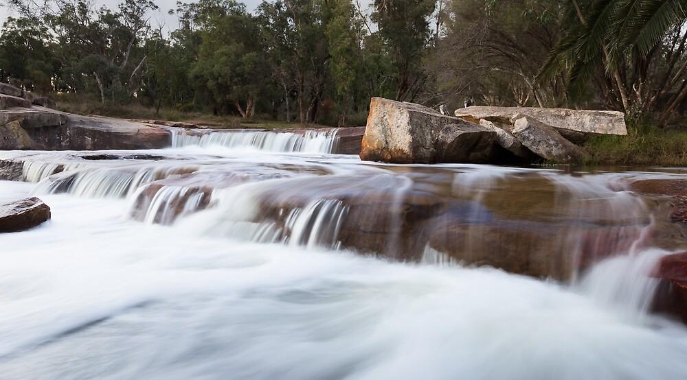 Noble Falls by Celine Dubois