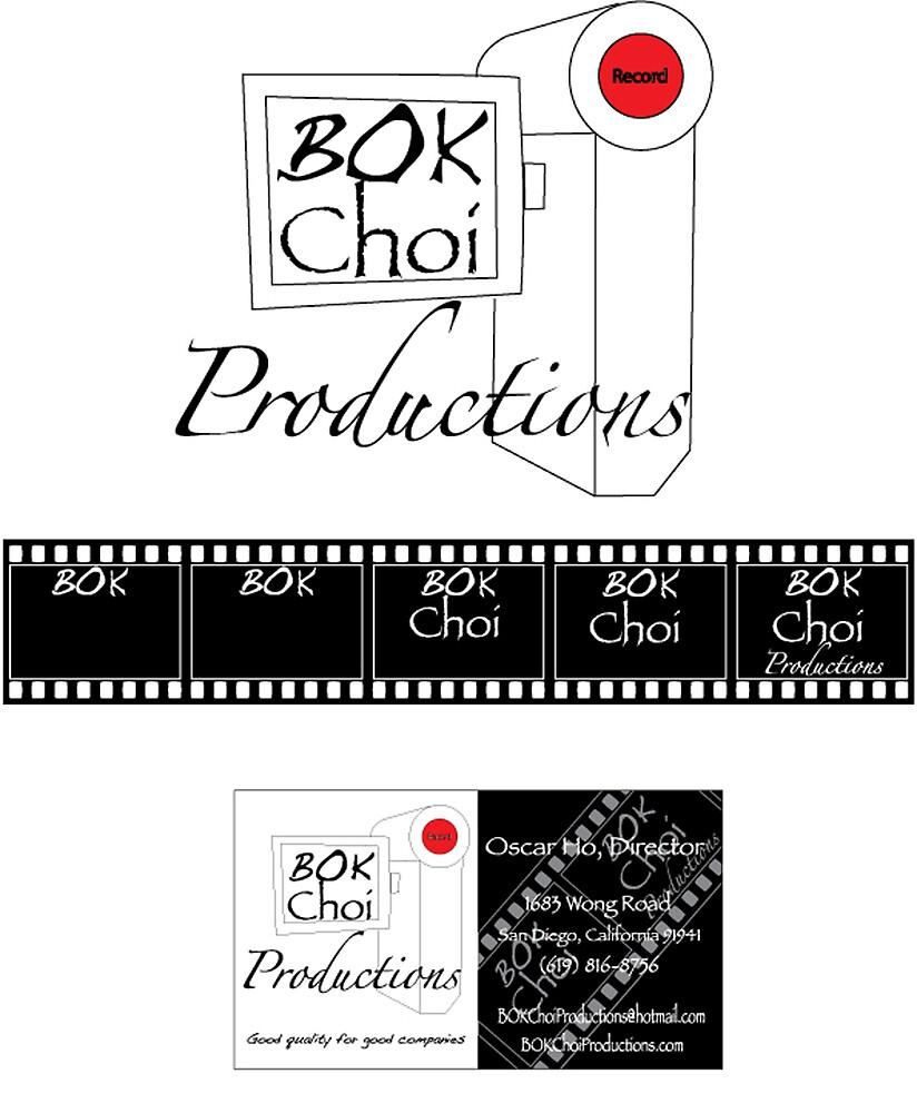 Company Logo Project by Oscar Ho