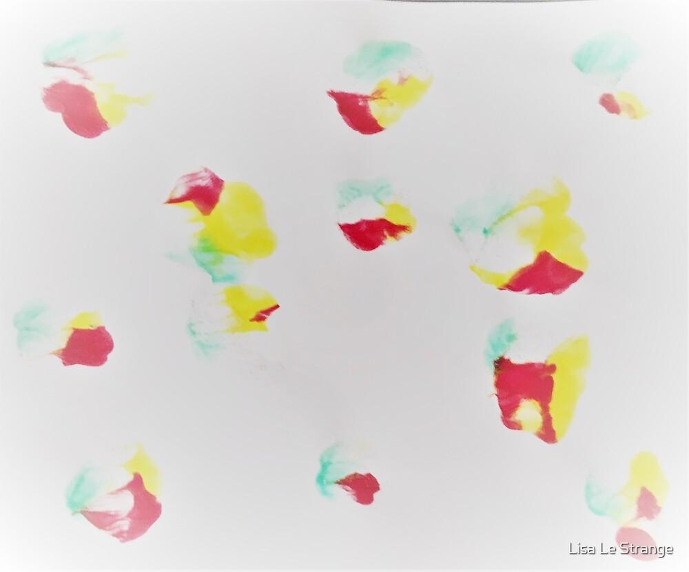 Summer Petals of Icarus' Garden by Lisa Le Strange