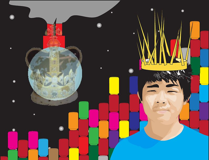 Poem Self-Portrait by Oscar Ho