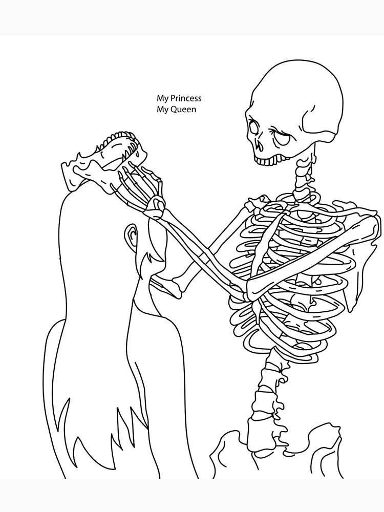 Skeleton Love by nagygeri0620